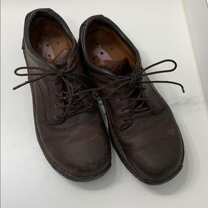 Red Wing Steel Toe Work Shoes